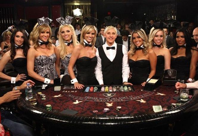 крупье в казино фото